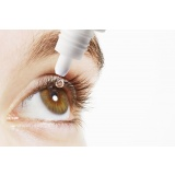 Benetzungslösung für das Auge